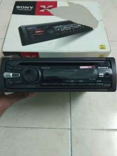 Sony Disc Car Radio