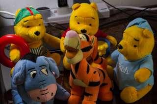 McDonald's Winnie The Pooh bundle