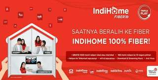 Wifi indihome telkom indonesia