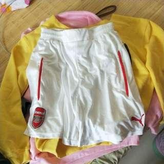 🚚 puma 白色短褲