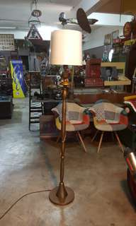 Vintage Stand Lamp
