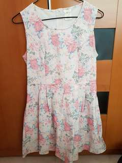 JOOP Floral Dress