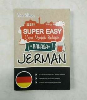 Super Easy Cara Mudah Belajar Bahasa Jerman