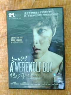 Korea Movie werewolf boy Song Jong Ki
