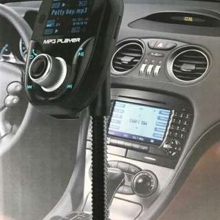 Patented product BT689 vehicle Bluetooth, MP3, dual USB 2.1A charging function