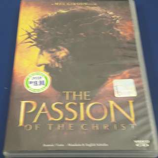 VCD - The Passion of Christ