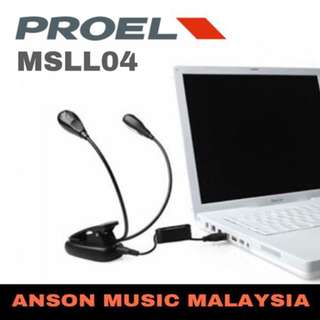 Proel MSLL04 Music Stand Led Lamp