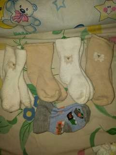 Pre-loved socks