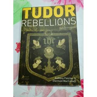 Tudor Rebellions : Revised 5th Edition - 9781405874328