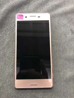 Sony xperia x 64gb Rose gold