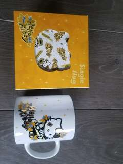 Hello Kitty Signal Mug 水杯