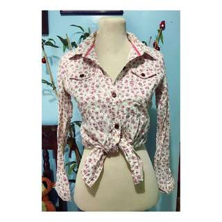 Floral Long Sleeve from Japan