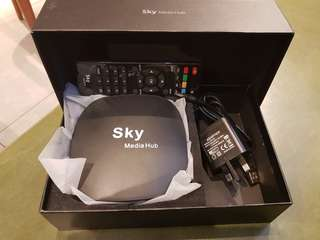 Sky Media Hub