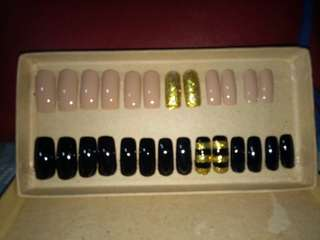 Fake Nails 20pcs. 200