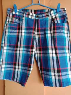 short for men size 36