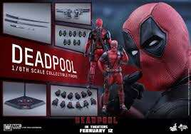 全新 Hottoys Deadpool
