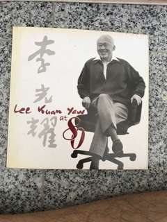 Lee Kuan Yew at 80