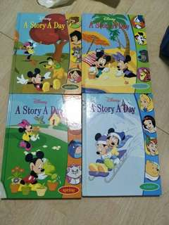 Disney A Story A Day book