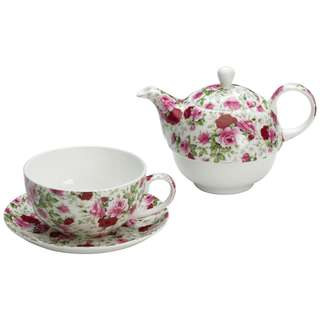 (正版)Maxwell & Williams Royal Old England Tea Set for One