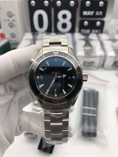 08/05/2018 【Customer's Order】✅ Omega Seamaster Planet Ocean 222.30.42.20.01.001 600m Liquid Metal 1948 Ltd Edition Stainless Steel Black Dial on SS Bracelet A.2824 ✅Swiss Grade