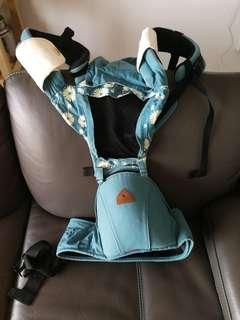 Preloved i-Angel Baby Hipseat Carrier