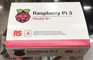 Raspberry Pi 3 Rev.B+