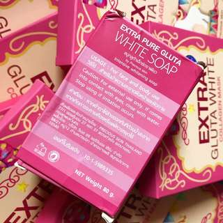 Onhand Authentic Extra White Gluta Soap