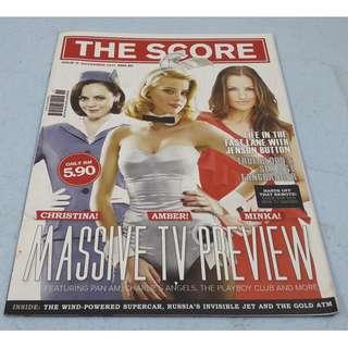 The Score November 2011