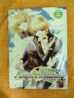 Anime DVD angel's feather complete series