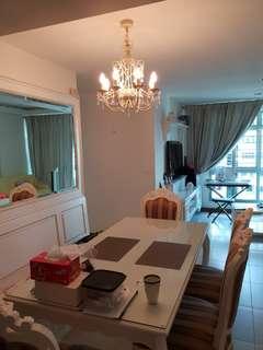 458 Segar Road Bukit Panjang Common Room