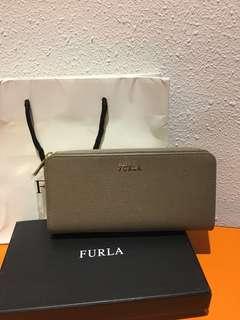 100% New Authentic Furla Wallet 銀包