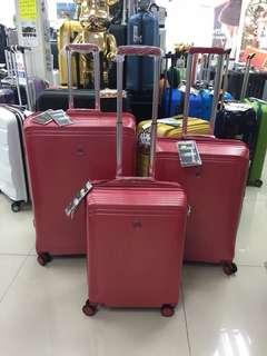 阿豪 日本品牌 Echolac  重臨香港 MING系列 流線型 光滑外表 全新 行李箱
