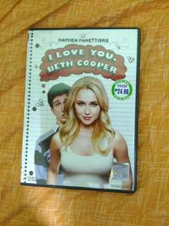 English movie i love you beth cooper