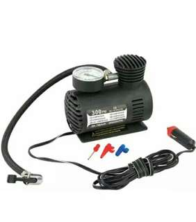 300psi Portable Car/Auto Electric Pump Air Compressor Tire inflator