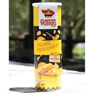 MISTER Potato (蜜糖芝士味-160克)