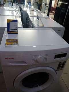Mesin cuci sharp 6KG ESFL862 cicilan murah tanpa DP