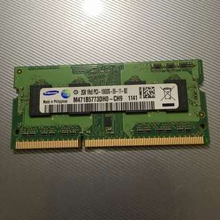 Repriced! Laptop Memory DDR3