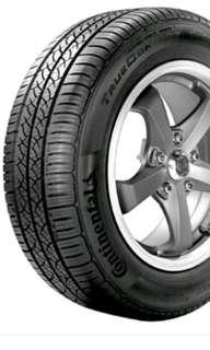Continental Truecontact 225/55R19 99H All-Season Tire