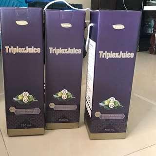 Triplex juice melaleuca