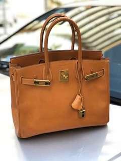 Hermes birkin 30 vache leather ghw - discontinued