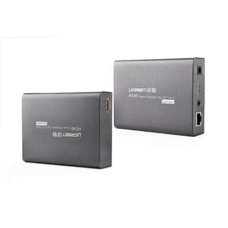 HDMI single Extender 50m by Cat5e/6 with IR control