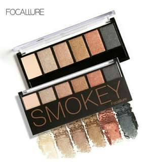 Open PO eyeshadow smokey focallure