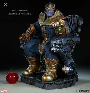 Sideshow Thanos Statue
