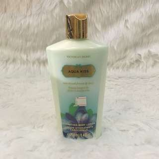 Victoria's Secret Aqua Kiss Lotion