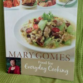 Cookbook Mary Gomes