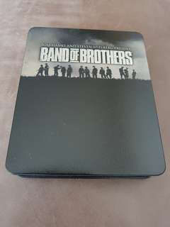 Band of Brothers Tin Set