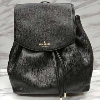 Brand new Kate Spade Mulberry Street Small Breezy Backpack -Black