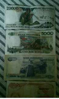 Uang jadul thn 1992