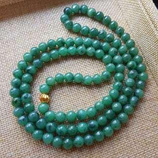 Grade A myanmar jade with cert