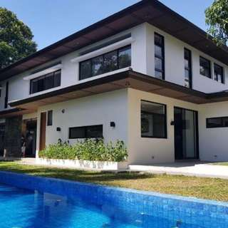 House for Rent in Forbes Park - Makati